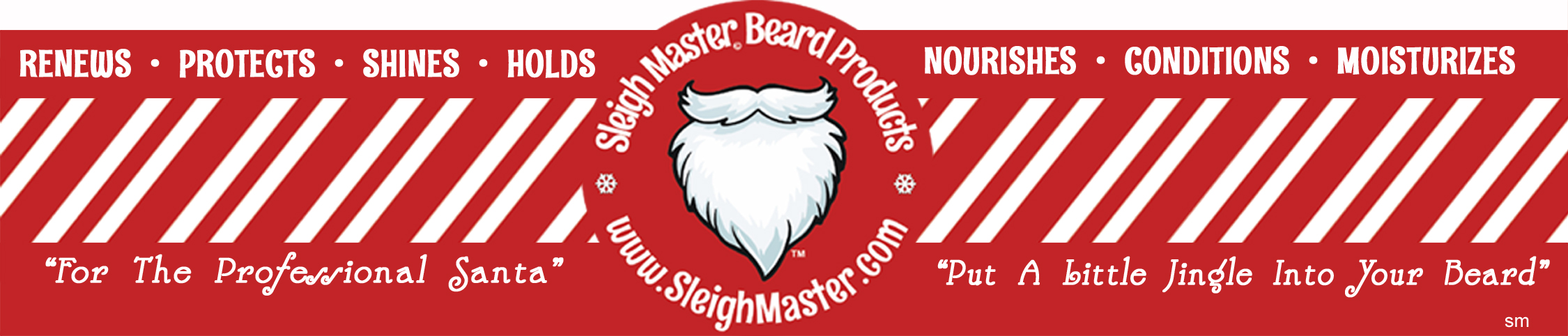 SLEIGH MASTER BEARD PRODUCTS
