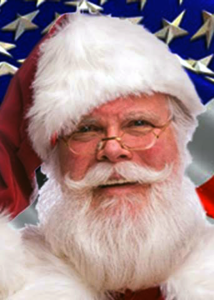 Fabled Santa is a Sleigh Master Extraordinaire